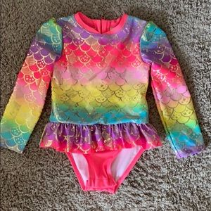 Cat and Jack swimsuit 4t